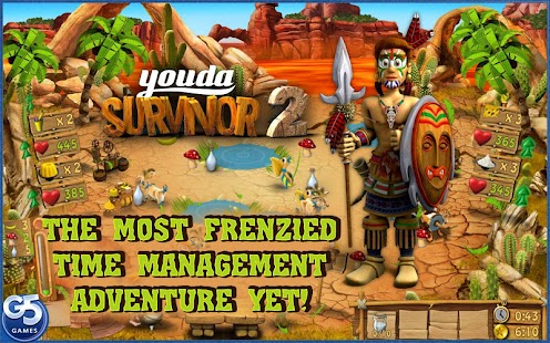 Youda Survivor 2- screenshot thumbnail