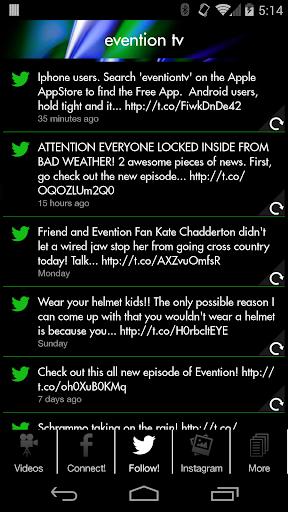 【免費運動App】EventionTV - eventing