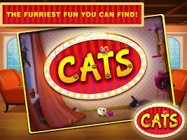 Screenshot of Cats Slots Casino Vegas Free