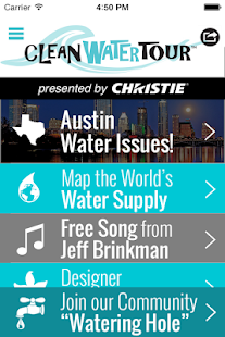 Clean Water Tour- screenshot thumbnail