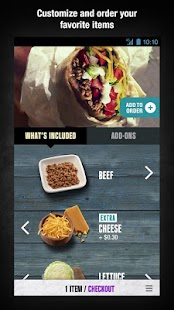 Taco Bell- screenshot thumbnail