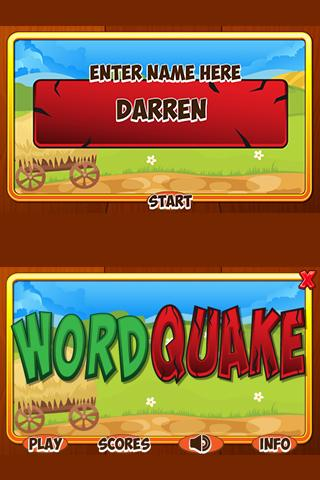 Wordquake: Pre-K Sight Words - screenshot