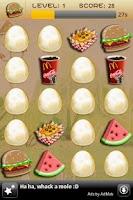 Screenshot of Memory Game For Kids-Fast Food
