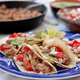 Tacos de Carnitas.