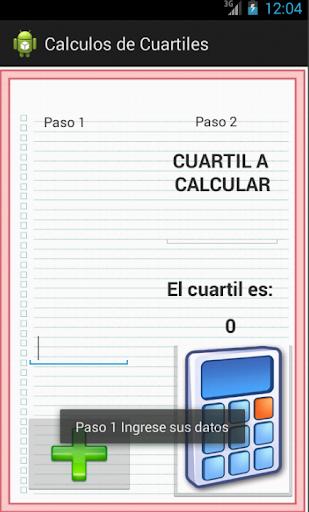 玩教育App|Cuartiles_2013免費|APP試玩