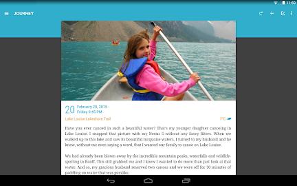 Journal (by Journey) Screenshot 7