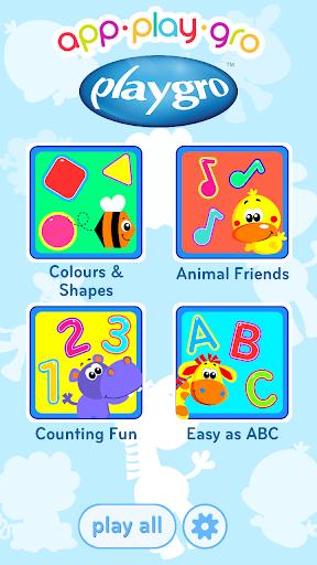 Playgro Zoo Fun