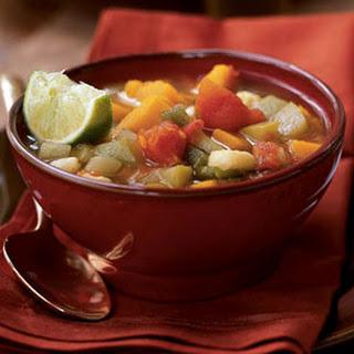 Southwestern Squash Stew.