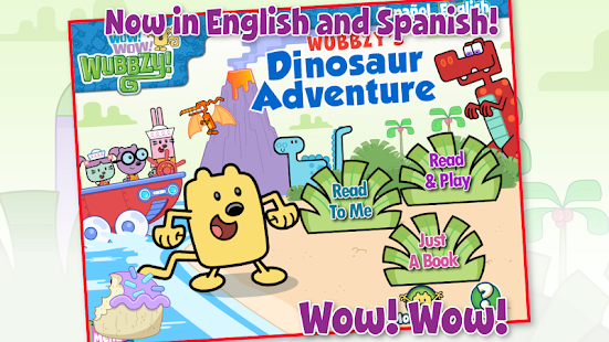 Wubbzy's Dinosaur Adventure - screenshot thumbnail