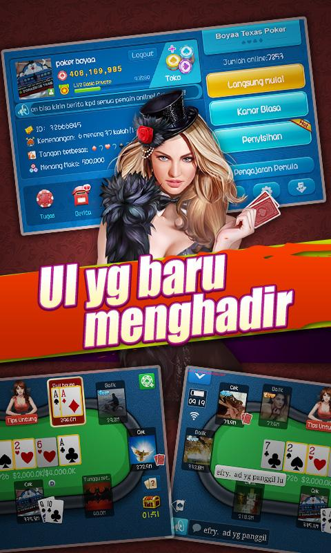 Poker Texas Boyaa - Android Apps on Google Play