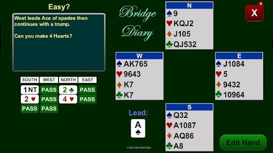 Bridge Diary
