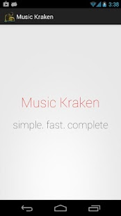 Music Kraken - free music - screenshot thumbnail
