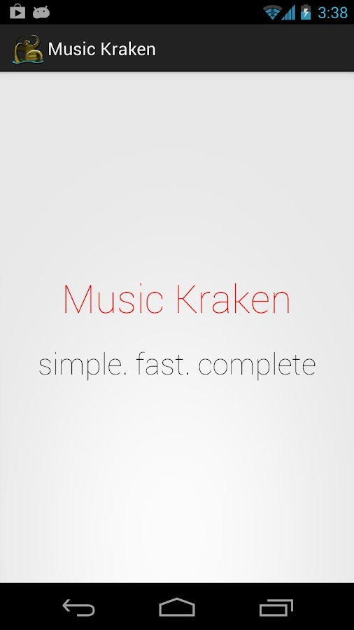 Music Kraken - free music - screenshot