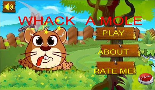 Whack A Moles