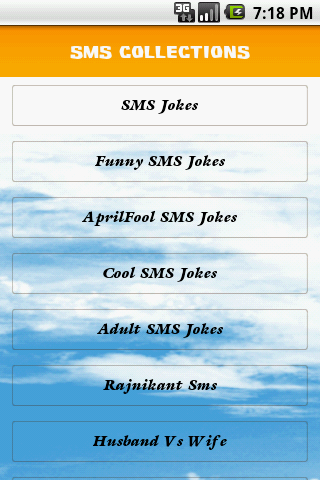 25000+ Jokes SMS Collection