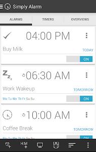 Simply Alarm for Pebble v2.3.1.7