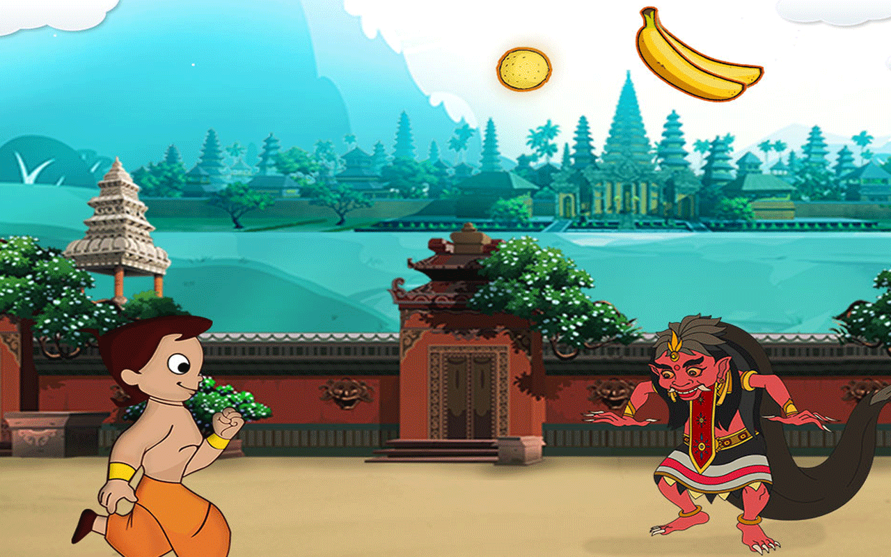 Chhota Bheem & Throne of Bali - screenshot