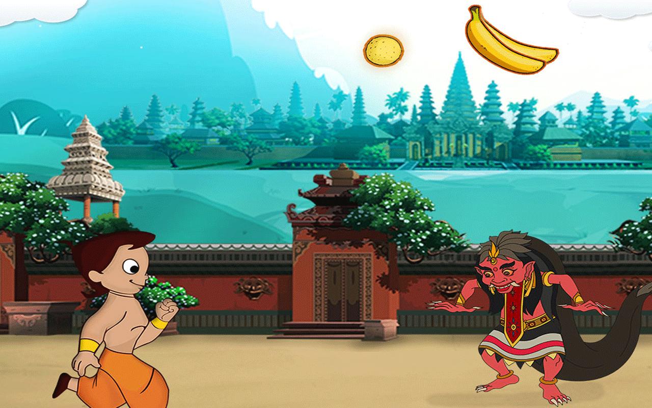 Chhota Bheem & Throne of Bali - screenshot