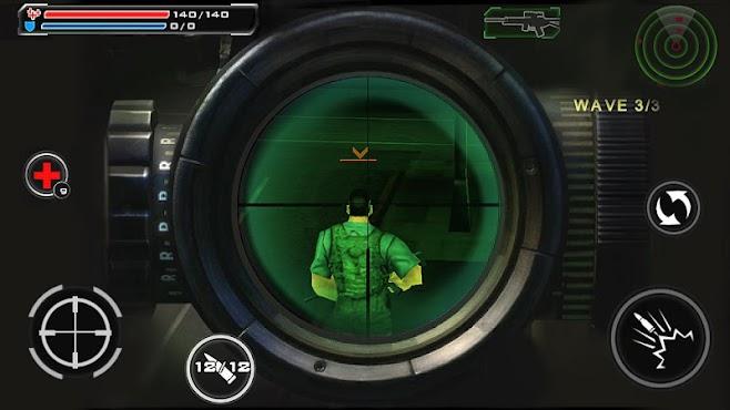 Death Shooter 2:Zombie killer v1.2.12