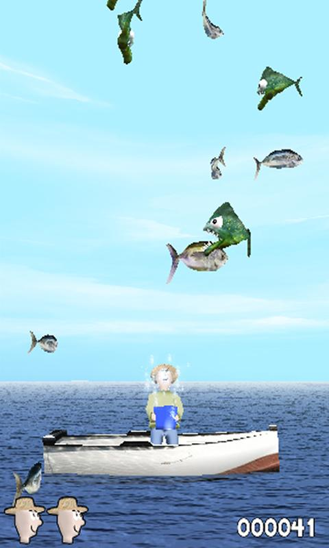 Fish Jumping- screenshot