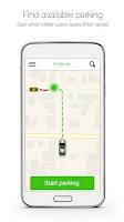Screenshot of ParkMan - The Parking App