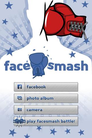 FaceSmash- screenshot