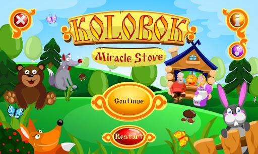 Kolobok:The Miracle Stove Full