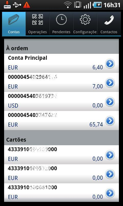 ActivoBank - screenshot