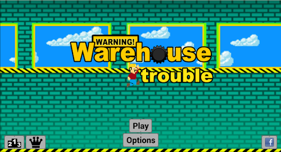 Warehouse Trouble- screenshot thumbnail