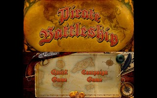 Screenshot of Pirate Battleship Lite