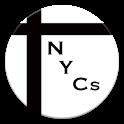 New York Cross streets icon