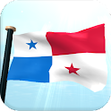 パナマフラグ3Dライブ壁紙 icon