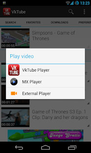 VkTube (Your Videos Anywhere) - screenshot thumbnail