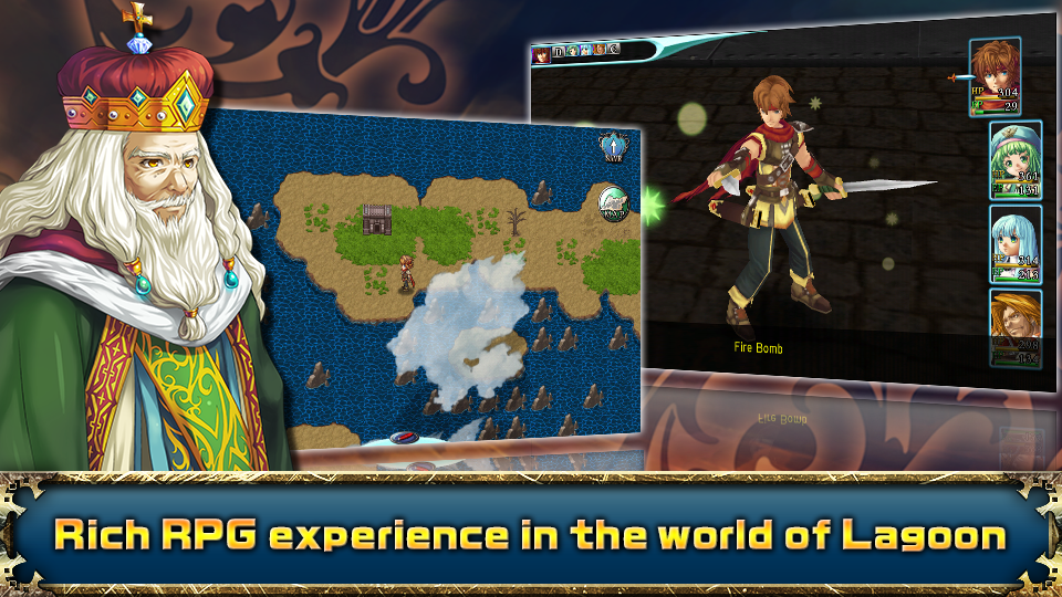 RPG Alphadia Genesis- screenshot