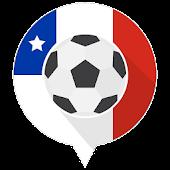 Scores Liga Chile