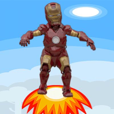 IronBabyJump
