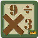 School Math: Brain Training icon
