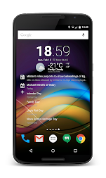 Chronus: Home & Lock Widgets APK screenshot thumbnail 1