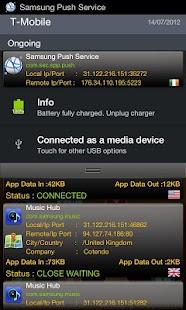 Connection Tracker- screenshot thumbnail