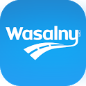 Wasalny Traffic - وصلني icon