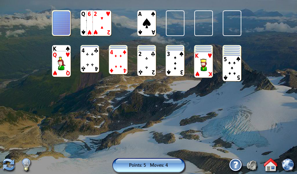 All-in-One Solitaire FREE- screenshot