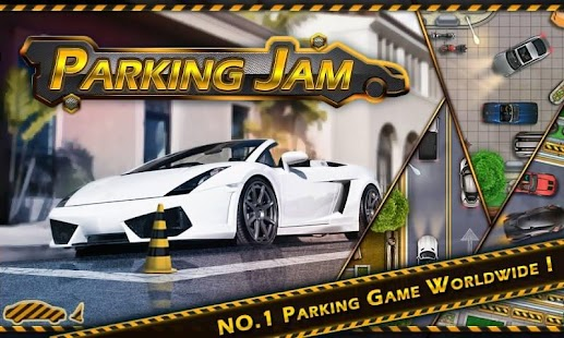Parking Jam- screenshot thumbnail