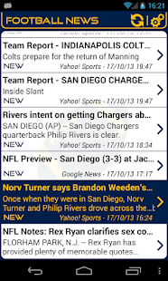 San Diego Football News - screenshot thumbnail