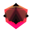 Facets - with Muzei icon
