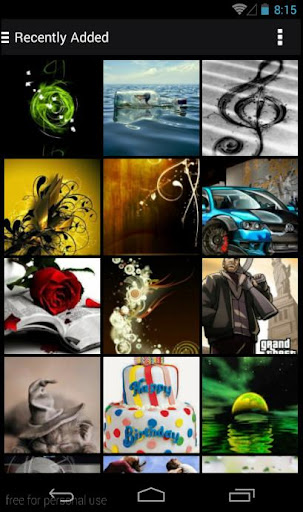 HD Creative Wallpaper