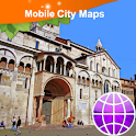 Modena Street Map logo
