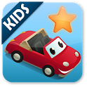 Kids Car - In Fairytale icon