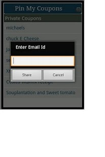 PinMyCoupons - PMCApp- screenshot thumbnail
