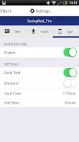 Screenshot of eDispatches