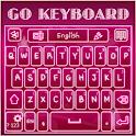 Go Keyboard Fairy Pink logo
